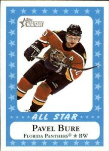 All-Star Pavel Bure