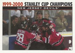 Award Winners New Jersey Devils