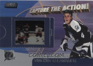 Capture the Action Game View Vincent Lecavalier