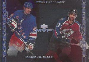 Excellence Wayne Gretzky, Ray Bourque