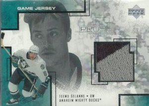 Game Jersey Teemu Selanne