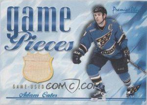 Game Pieces Sticks Adam Oates