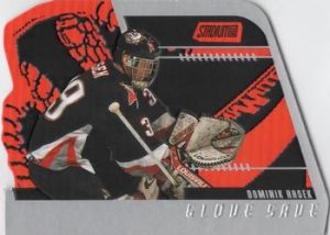 Glove Save Dominik Hasek