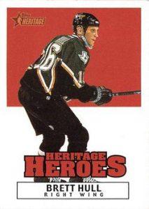Heritage Heroes Brett Hull