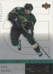 Ice Champions Mike Modano