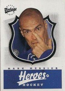 Messier Heroes of Hockey