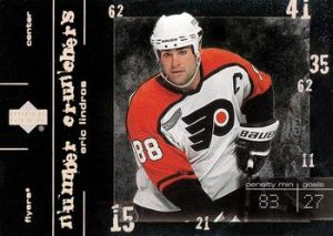 Number Crunchers Eric Lindros