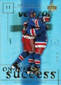 On Ice Success Mark Messier