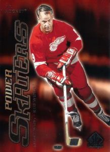 Power Skaters Gordie Howe