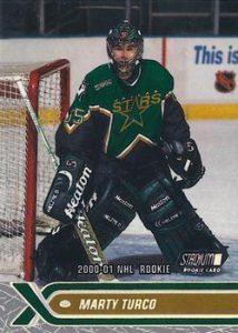 Rookies Marty Turco