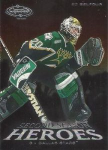 Second Season Heroes Ed Belfour