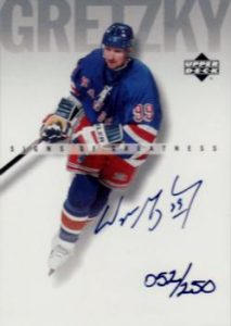 Signs of Greatness Wayne Gretzky