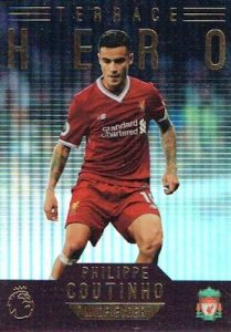 Terrace Heroes Phillippe Coutinho