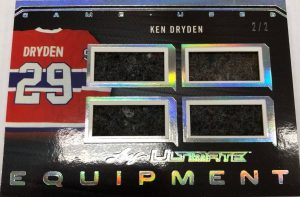 Ultimate Equipment Ken Dryden