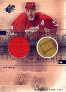 Winning Materials Brendan Shanahan