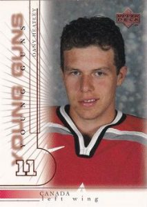 Young Guns Dany Heatley