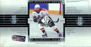 1999-00 SP Authentic