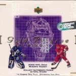 1999-00 UD Gold Reserve