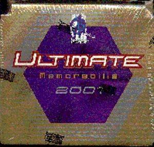 2000-01 BAP Ultimate Memorabilia