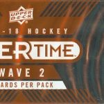 2017-18 Overtime Wave 2 Packs