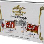 2017 Leaf Trinity Baseball
