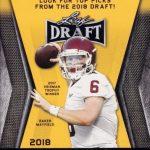 2018 Leaf Draft Football