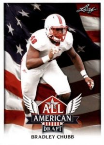 All-American Bradley Chubb