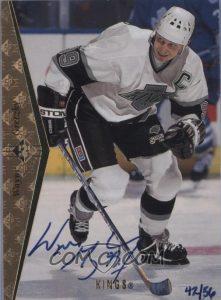 Buyback Autographs Wayne Gretzky