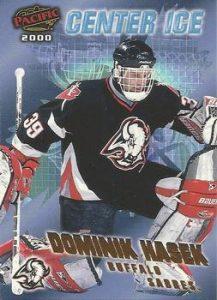 Center Ice Dominik Hasek