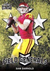 Field Generals Sam Darnold