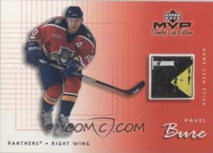 Game-Used Souvenirs Pavel Bure