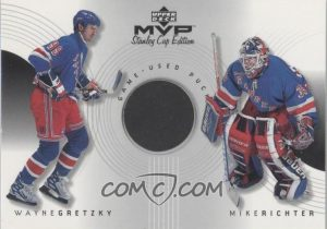 Great Combinations Wayne Gretzky, Mike Richter