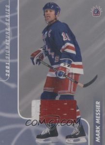 He Shoots, He Scores Prizes Mark Messier