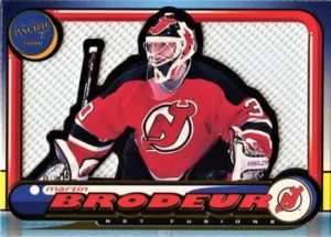 In the Cage Net Fusions Martin Brodeur