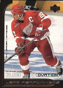 Lead Performers Steve Yzerman