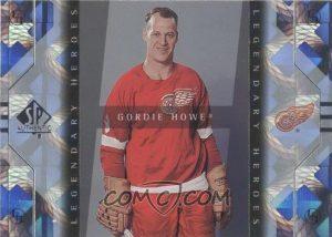 Legendary Heroes Gordie Howe