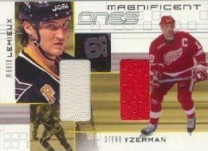 Magnificent Ones Steve Yzerman, Mario Lemieux