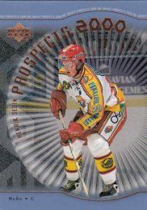 Prospects 2000 Henrik Sedin
