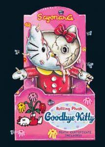 Small Screen Goodbye Kitty