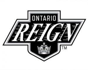 Team Logo Mini Poster Ontario Reign