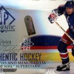1998-99 SP Authentic