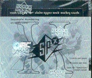 1998-99 SPx Finite