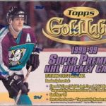 1998-99 Topps Gold Label