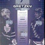 1999-00 UD Wayne Gretzky Hockey