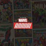 2017 UD Marvel Annual