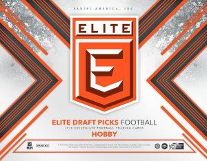 2018 Panini Elite Draft Picks Football