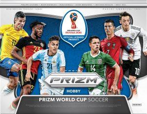 2018 Panini Prizm World Cup Soccer