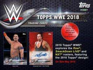 2018 Topps WWE Wrestling