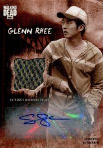Auto Costume Relics Glenn Rhee