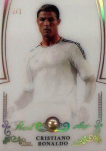 Base Gold Cristiano Ronaldo